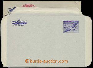 27923 - 1959-69 CAE1A, 2ks s různým odstínem modré barvy, oba p�
