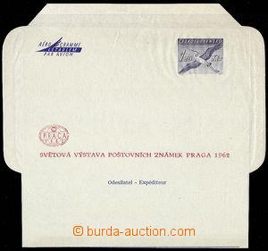 27924 - 1962 CAE2A, složený na 1/3, slabé omačkání, kat. 1200K