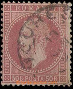 28228 - 1872 Mi.42, pěkná, zk. Diča, kat. 50€