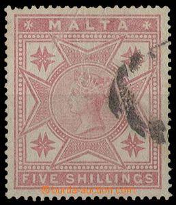 28304 - 1886 Mi.10, k prohlédnutí, kat. 120€