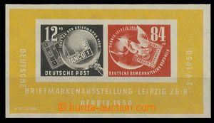 28340 - 1950 Mi.271/272, Block 7, svěží, kat. 190€