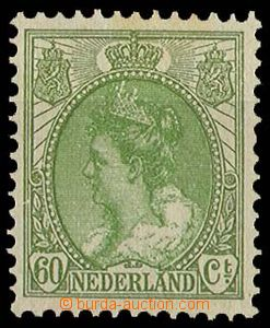28343 - 1920 Mi.98A, lightly hinged, small brownish margins, otherwi