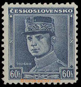 28444 - 1939 Alb.1, blue Štefánik, c.v.. 800SKK