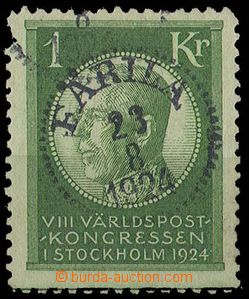 28494 - 1924 Mi.156, good condition, c.v.. 80€
