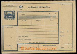 28595 - 1920 CDP3A, kompletní, přeložená, svěží, kat. 2600Kč