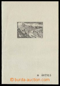 28735 - 1962 Pof.PT1, PRAGA 1962,  c.v.. 1200CZK