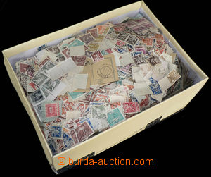 29133 - 1918 - 39 CZECHOSLOVAKIA 1918-39  full box scattered stamp.