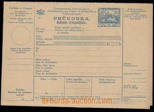 29362 - 1920 CDP10, přeložená, uprostřed zlomená, krátké natr
