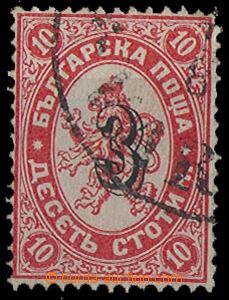 29378 - 1884 Mi.21, good condition, c.v.. 120€
