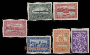 29424 - 1932 Mi.243-48, very fine, c.v.. 42€