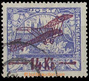 29425 - 1920 I.emise, Pof.L1B, nálepka, neověřené, kat. 2500Kč