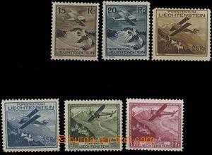 29433 - 1930 Mi.108-13, svěží, kat. ANK 510€