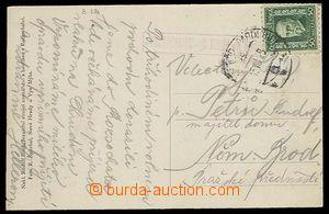29528 - 1928 postal-agency ROZSOCHATEC (D.Krupá by/on/at N.Brodu),