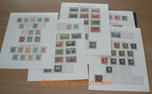 29795 - 1900-18 BOSNIA AND HERZEGOVINA  incomplete basic collection
