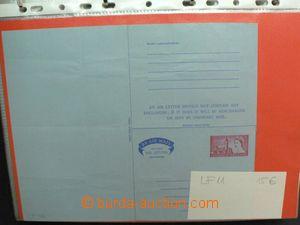 29824 - 1953-95 GREAT BRITAIN  sbírka více jak 80ks aerogramů v z