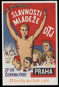 29880 - 1930 celebration youth D.T.J. (Worker Gymnastic Association)