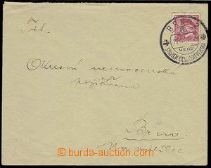 29901 - 1937 PR BRNO 2 s chybnou rytinou Smutek Československa / 20
