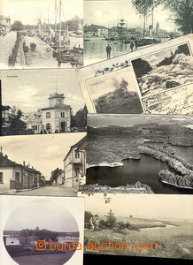 29914 - 1899-1940 postcard  FINLAND  selection of 48 pcs of Ppc smal