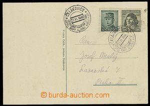 29929 - 1946 Čelákovice - odhalení pamětní desky letci škpt. A