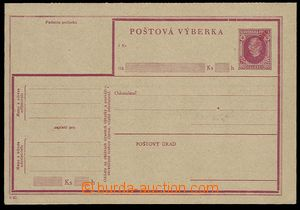 29994 - 1945 CPV13.3 B, to exhaustion- Slovak with hand-made overpri