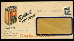 29997 - 1948 window envelope with decorative color additional-printi