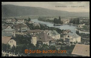 30061 - 1909 ČERNOŠICE - general view, villa/-s, color single-view,