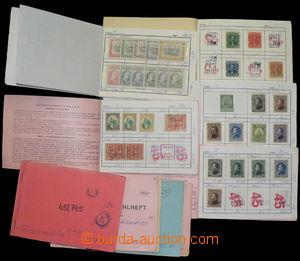 30105 - 1870-1970 GUATEMALA, HONDURAS  sestava 10ks malých výběro