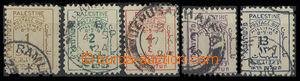 30377 - 1923 DOPLATNÍ  Mi.1-5, kat. 500MiM