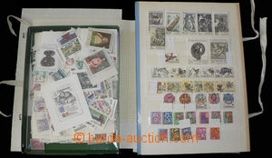 30445 - 1945-90 CZECHOSLOVAKIA 1945-92  selection of clear stamp. sc
