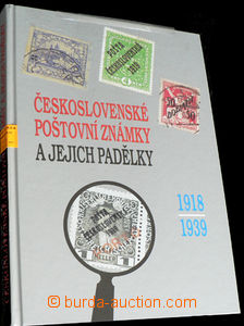 30466 - 1998 Czechoslovak post. stamps and their/its forgeries, engi