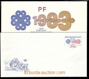 30524 - 1982 CSO1 incl. PF, superb, c.v.. 2500CZK