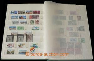 30560 - 1960-85 AUSTRALIA  sbírka v 1 zásobníku A4, kat. 350€