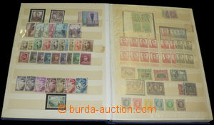 30568 - 1910-75 BELGIUM  comp. of stamps and miniature sheets in/at