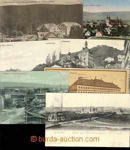 30632 - 1902-22 sestava 7ks pohlednic - Neustadt b. Karlsbad (DA), F