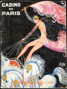 32049 - 1931 program podniku Casino de Paris, which/what shows La Re