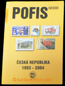 32069 - 2005 Pofis, specializovaný katalog Česká republika 1993 -