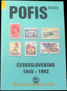 32070 - 2006 Pofis, specializovaný katalog Československo 1945 - 1