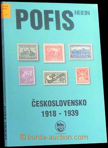 32071 - 2002 Pofis, specializovaný katalog Československo 1918 - 1