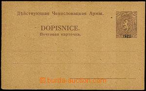 32369 - 1920 1920 CRV24, nice condition, cat. 9000Kč