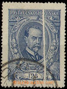 32574 - 1920 Pof.140/I. svislá složka papíru, zachovalé, DR v do