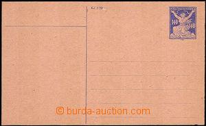 32864 - 1920 CPO1, dopisnice pro potrubní poštu, pěkná, kat. 100