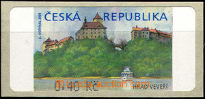 32904 - 2000 Pof.AT1 Veveří (castle) 0,40CZK, I. printing without
