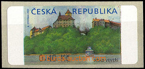 32905 - 2000 Pof.AT1 Veveří (castle) 0,40CZK,  I. printing without