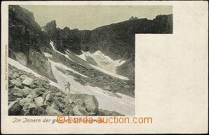 33853 - 1900 Im Innern der grossen Schneegrube (Sněžný důl, Něm