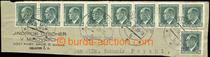 34025 - 1939 The first day of Protectorate Bohemia and Moravia, 4 im