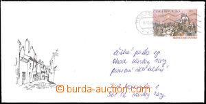 34677 - 1998 CSO4, poštovně prošlá, SR Praha 06/ 11.12.98, otev�