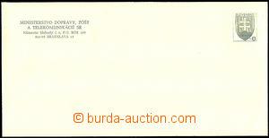 34810 - 1995 CSO1, služební obálka, kat. 2000Sk