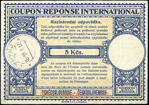 35195 - 1948 CMO8a, český text, vlevo vylámané DR Praha 1/ 21.II