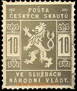 35778 - 1918 ZT Pof.SK1 v olivové barvě, nerovnoměrný odstín v