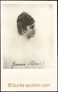 35802 - 1931  B/W repro-photo portrait baronessy Mary Freiin von Vet